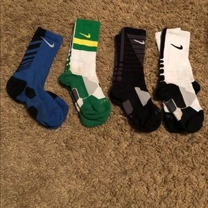 Nike Elite Dri Fit socks